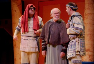 "Riverside Theatre's ""A Funny Thing Happened on the Way to the Forum"""