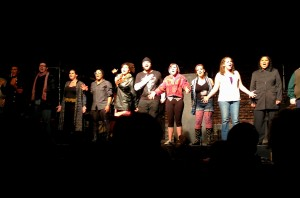 """Rent"" at Surfside Playhouse"