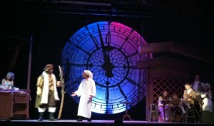 """Scrooge! The Musical"" at the Henegar Center for the Arts"