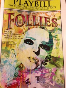 "Henegar Center production of ""Follies"""