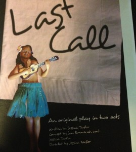 """Last Call"" at Upstairs at the Henegar"