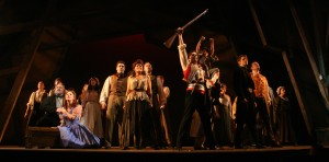 """Les Miserables"" at Riverside Theatre"
