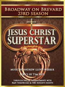 """Jesus Christ Superstar"" at Cocoa Village Playhouse"