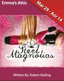 "Titusville Playhouse's ""Steel Magnolias"""