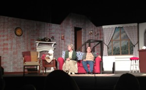 """ 'night, Mother"" at Surfside Playhouse"