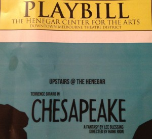 """Chesapeake"" at the Henegar Center for the Arts"
