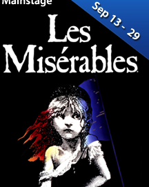 "Titusville Playhouse presents Alain Boublil/Claude-Michel Schonberg's ""Les Miserables"""