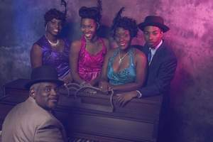 "Henegar Center's ""Ain't Misbehavin' """