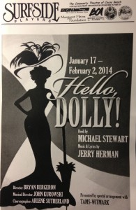 """Hello, Dolly"" at Surfside Playhouse"
