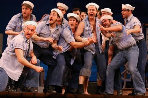 "Riverside Theatre: ""Nothing Like a Dame"" from ""South Pacific"""