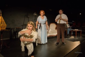 "Henegar Center's ""Stories My Grandmother Told Me"" Photo by Dana Niemeier"