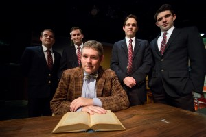 """The History Boys"" at Mad Cow Theatre"