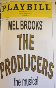 "Titusville Playhouse opens 50th season with ""The Producers"""