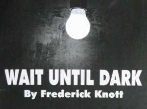 'Wait Until Dark' at Surfside Playhouse