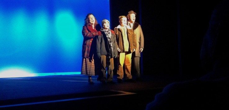 'A Christmas Story: The Musical' at Titusville Playhouse