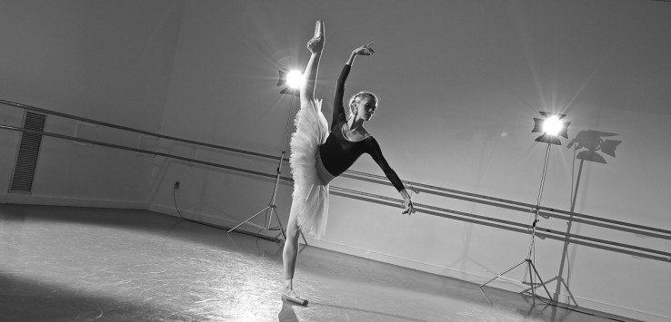 """Dusty Button, principal dancer with the Boston Ballet, performs Saturday for Space Coast Ballet's """"The Nutcracker"""""""