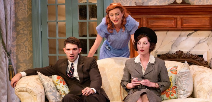 The Mad Cow's 'The Philadelphia Story' photo by Tom Hurst