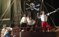 'Pirates of Penzance' at Eau Gallie High School