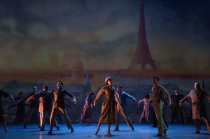 'An American in Paris' Photo by Matthew Murphy