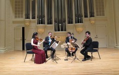Amphion String Quartet