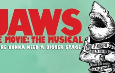 Jaws: the movie, the musical