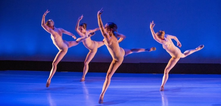 Chicago Repertory Ballet 'The Four Seasons,' Choreography by: Wade Schaaf. Photo: Cheryl Mann