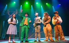 Henegar's Wizard of Oz. Photo by Dana Niemeier
