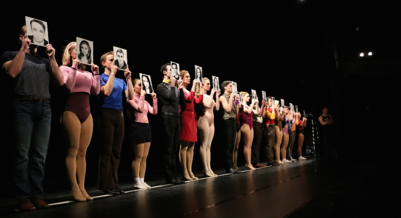 'A Chorus Line' at Riverside Theatre
