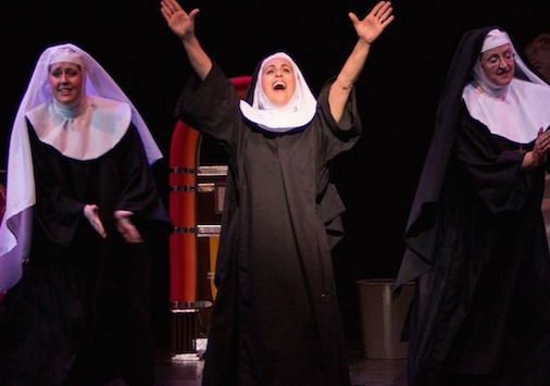 "From ""Nunsense"" at Cocoa Village Playhouse"