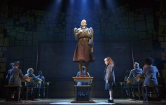 The Company of Matilda The Musical National Tour. Photo by Joan Marcus