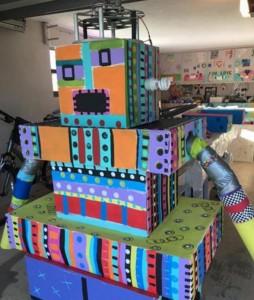 """""""RoCoBot"""" by Midge Baudouin"""