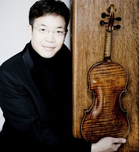 Paul Huang. Photo: Marco Borggreve