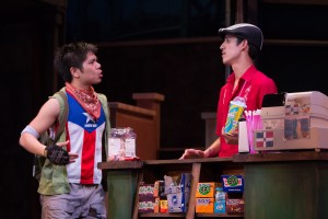 """In the Heights"" at Cocoa Village Playhouse. Photo by Jonathan Goforth."