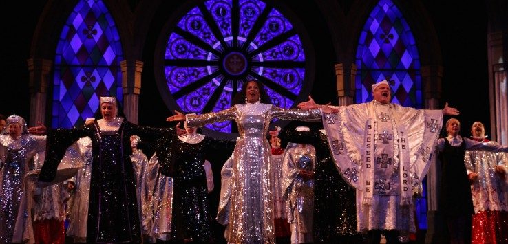 Sister Act at Riverside Theatre