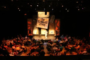 Comedy Zone at Riverside Theatre in Vero Beach.