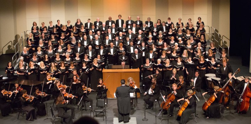 Brevard Community Chorus. Photo by Dana Niemeier