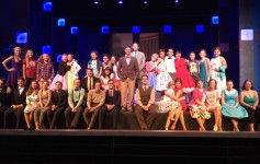 "Merritt Island High School production of ""How To Succeed In Business Without Really Trying."""