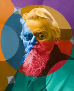 Josef Henschen, by Trent Tomengo