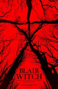 """Blair Witch"" poster"