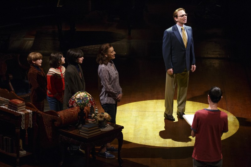 Fun Home. Photo by Joan Marcus
