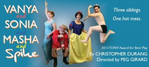 """Vanya and Sonia and Masha and Spike"" at Melbourne Civic Theatre"