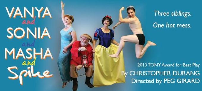 """Vanya and Sonia and Masha and Spike"" at Melbourne Civic Theatre"