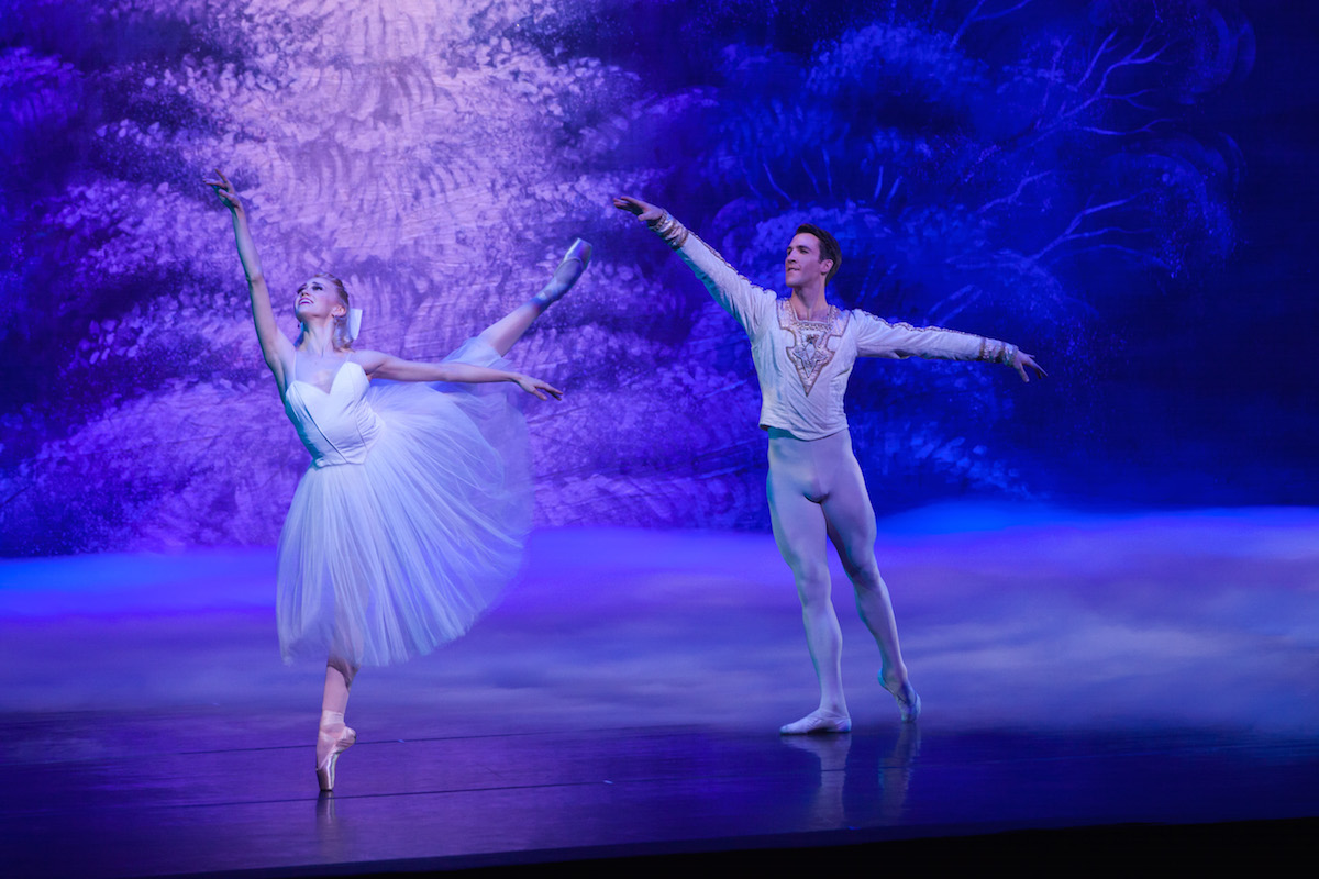 Space Coast Ballet Nutcracker 2014 performance at King Center, Melbourne, FL Photo by Kevin Roberts
