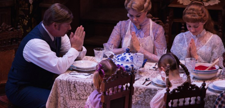 """From """"Meet Me in St. Louis"""" at the Cocoa Village Playhouse. Photo by Goforth Photography."""