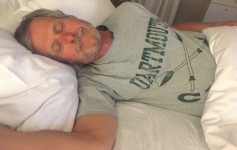 john-sleeping