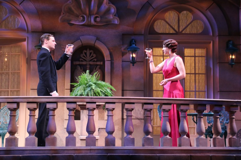 PRIVATE LIVES at Riverside Theatre