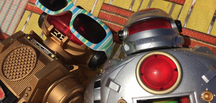 Robot Love 2017