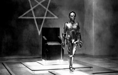 From the film METROPOLIS