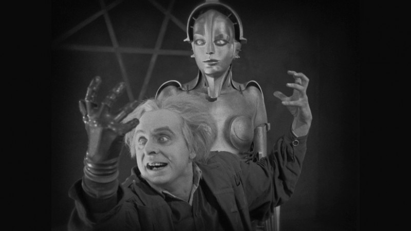 From the Fritz Lang silent film, METROPOLIS