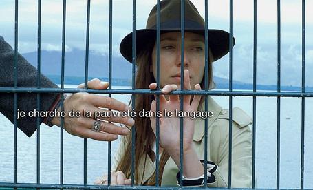 From: 'Adieu au Langage'